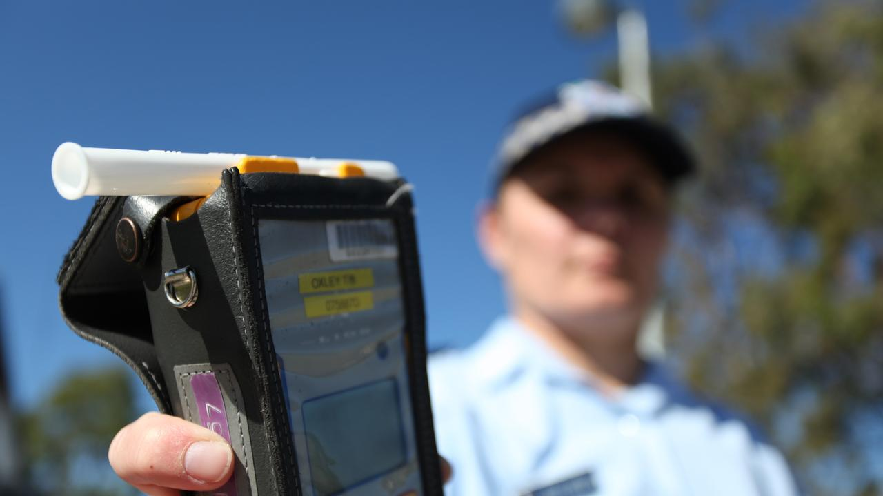 Three drink drivers pleaded guilty at Central Queensland courts. Photo: Griffith Thomas