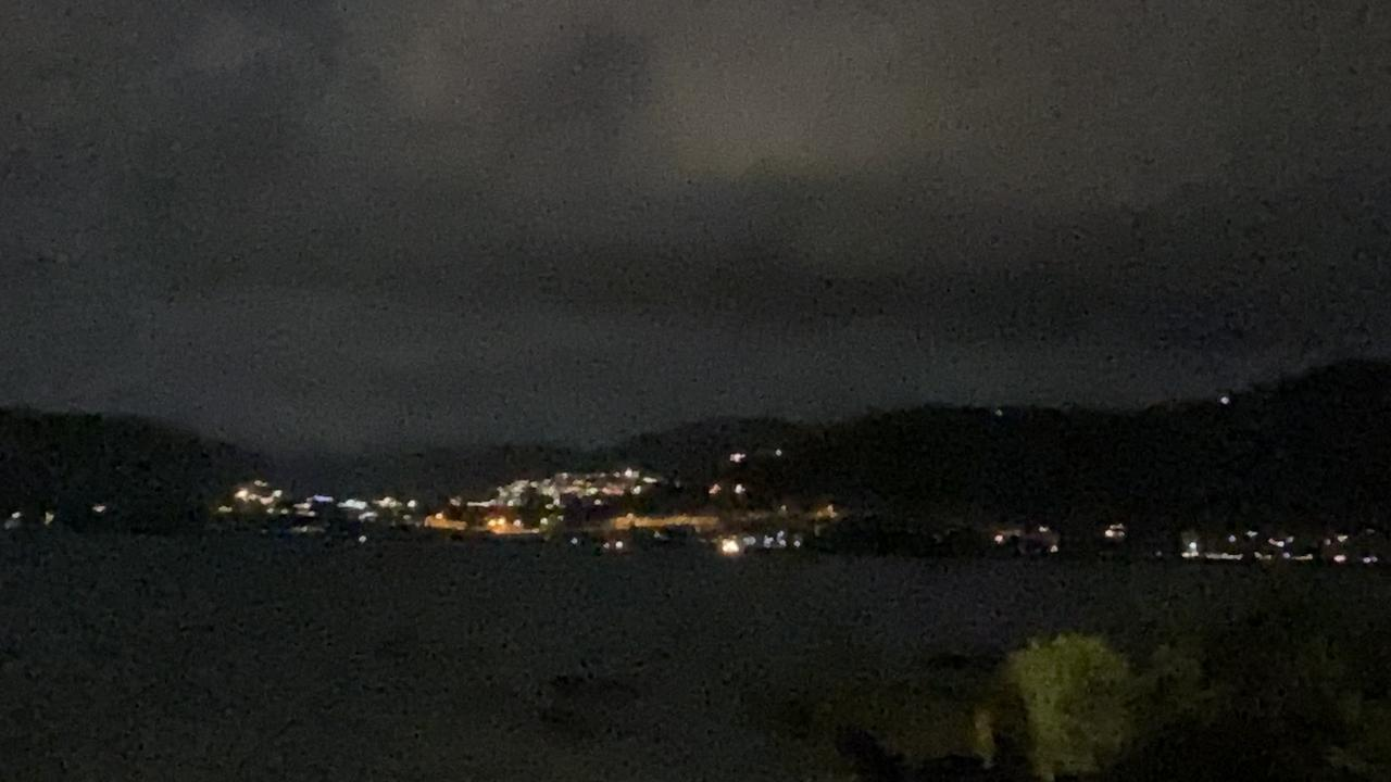 Airlie Beach has been hit by a third blackout in less than a week. Picture: Laura Thomas