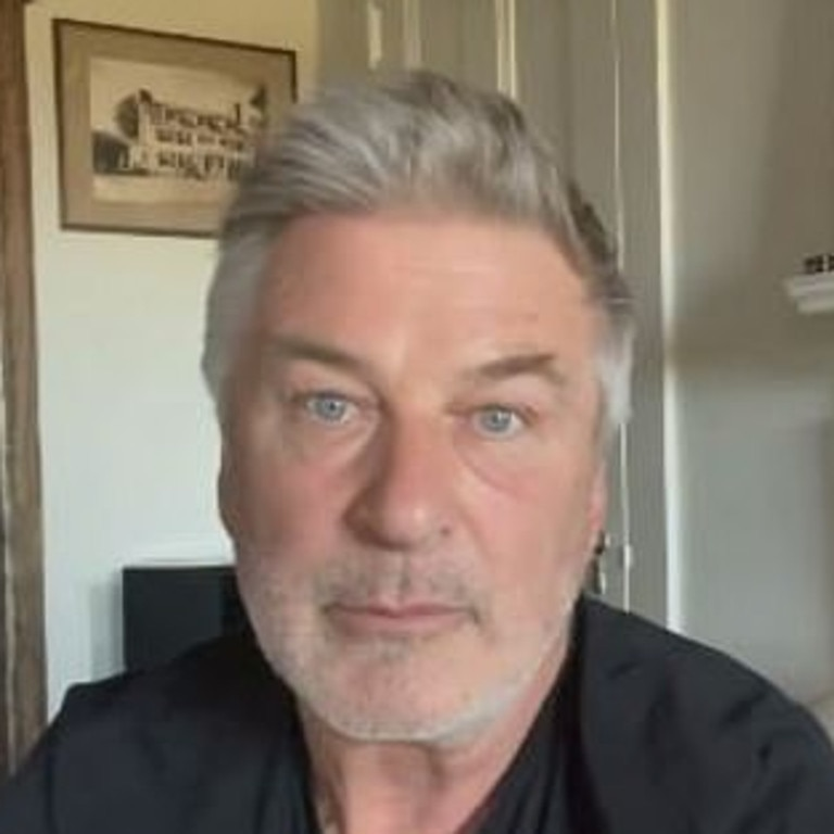 Alec Baldwin says to 'consider the source' when hearing the allegations against his wife. Picture: Instagram.