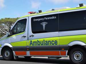 Three taken to hospital after Gladstone Rd pile-up