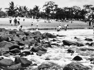 Vintage photos of Bundaberg's beaches