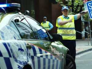 DRIVERS BEWARE: Police got your number on plates