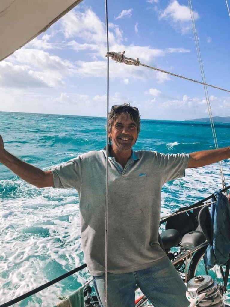 Anthony (Tony) Boegheim died in a boating incident in Airlie Beach on December 14, 2020.