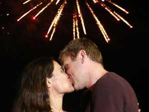 NYE pash ban: 'Don't kiss or cuddle strangers'