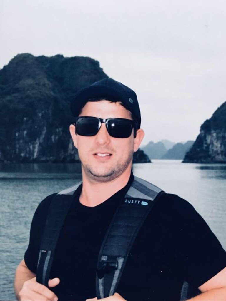 Donald Rabbitt, 33, died while working at Blackwater's Curragh coal mine. He was reportedly working on a float, which transports machinery, when it crushed him.