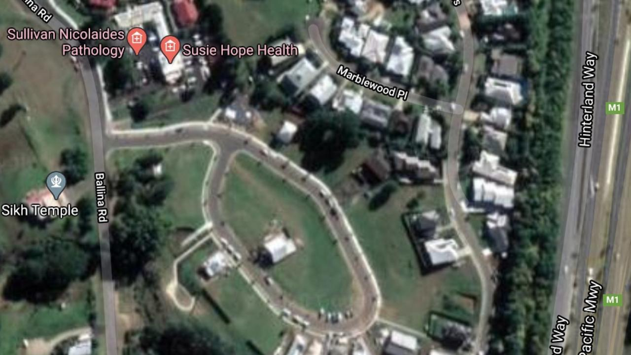 Bangalow's Clover Hill Estate is off Ballina Rd, on the eastern side of the town.