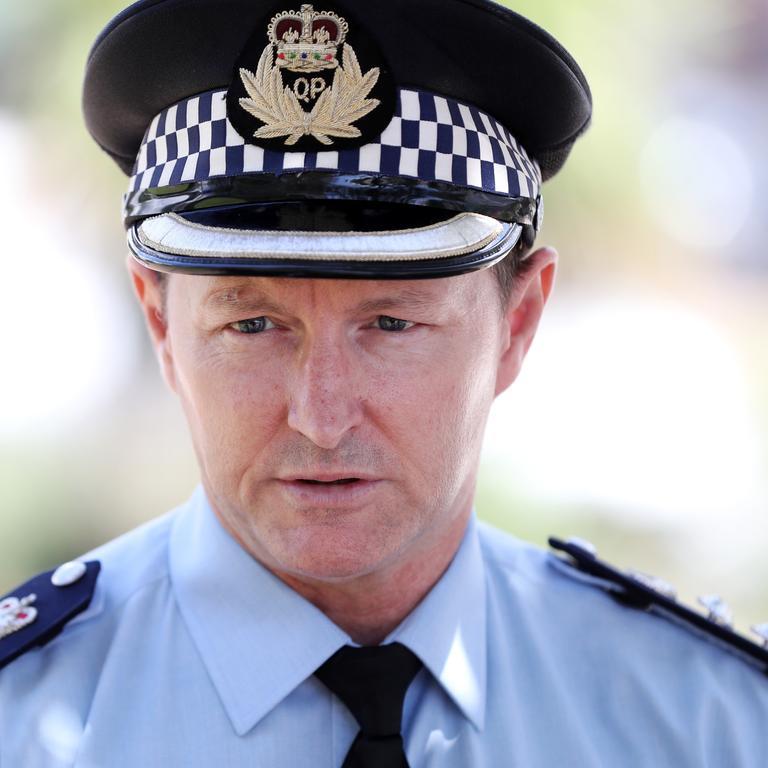 Chief Superintendent Mark Wheeler. Picture: Nigel Hallett