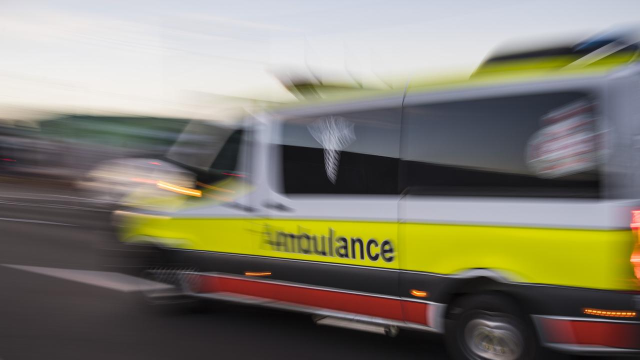 Paramedics have taken one person to Caboolture Hospital following a crash in Beerburrum. Picture: File