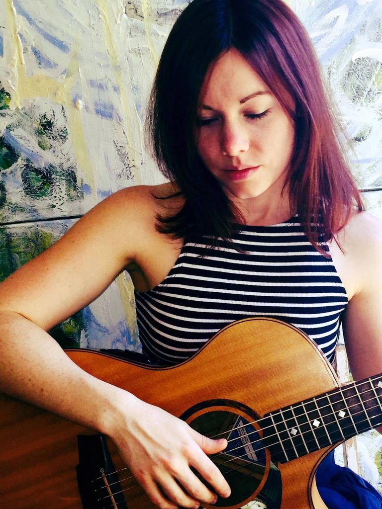 Capricorn Coast musician Kate Mahood.