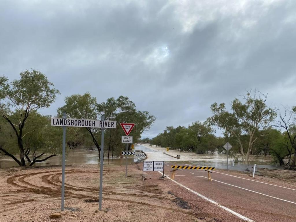 Flood warnings are active across Queensland after some towns received more than 100mm in a day.