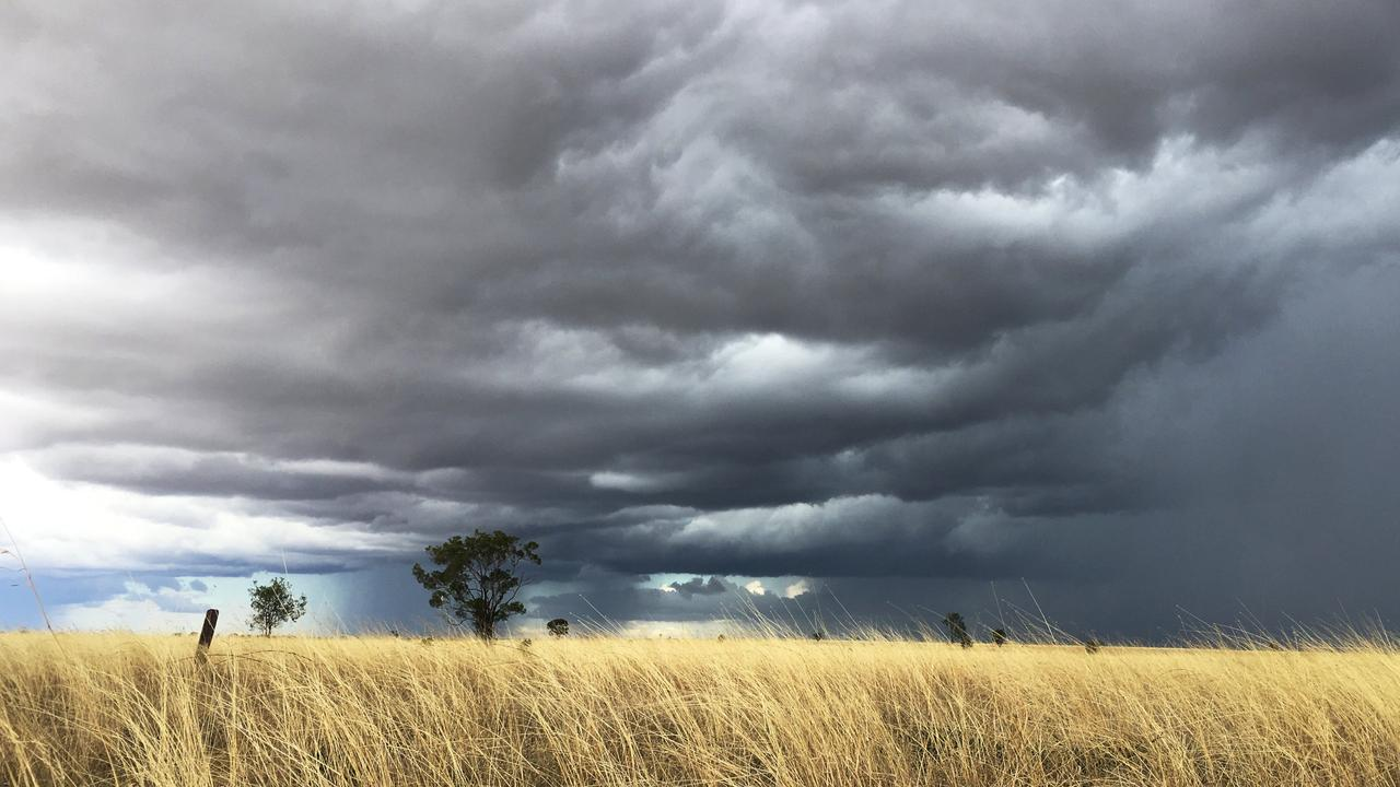 As a weather system builds west of the Western Downs, here's how much rain it's likely to bring to the region: Pic: Alexia Austin/News Regional Media.