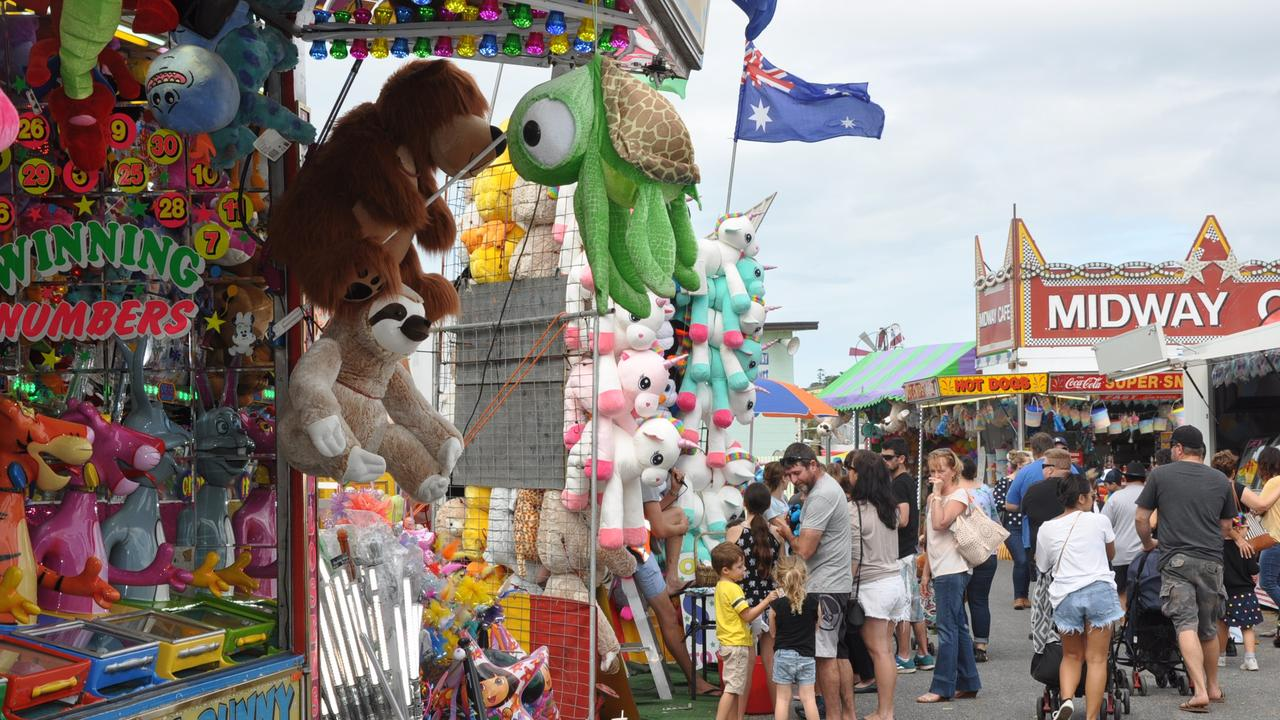 The Yeppoon Show is loved by the Capricorn Coast. FILE PHOTO.