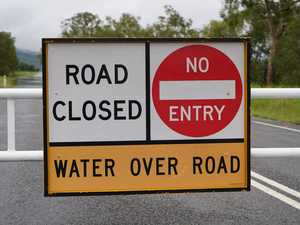 FLOOD WARNINGS: Road closures across the Mackay region