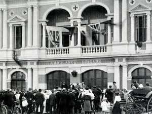 LOOKING BACK: Bundaberg's landmarks through time