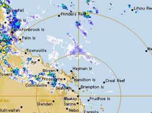 Severe thunderstorm warning for Whitsundays, Central Coast