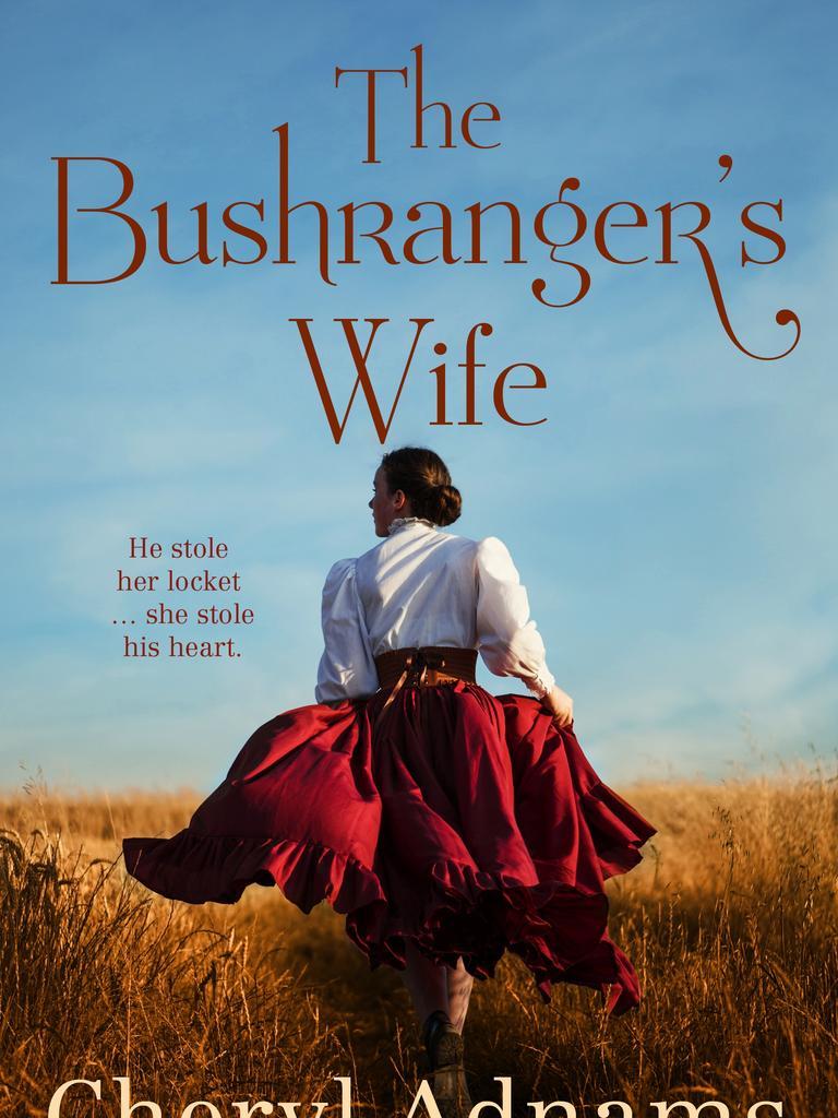 Bushranger's Wife by Cheryl Adnams