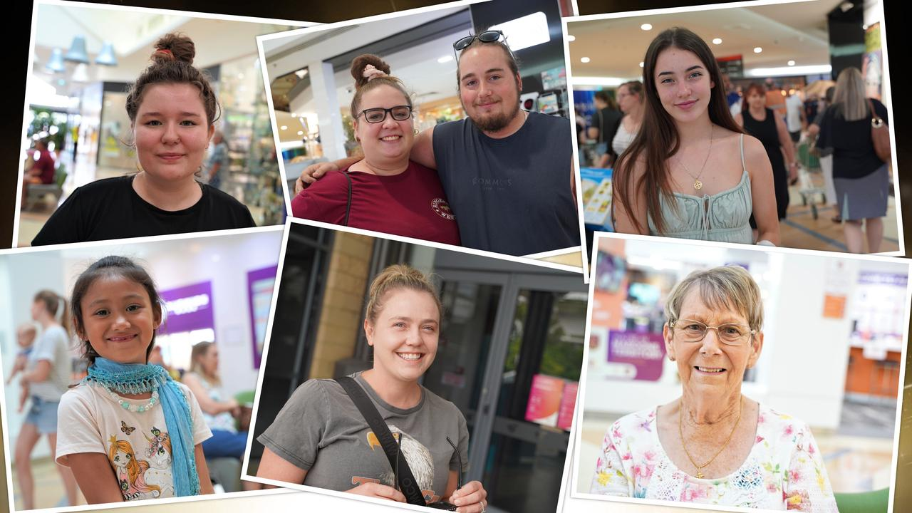 Mackay residents have had their say on what are their New Year's resolutions for 2021. Pictures: Heidi Petith
