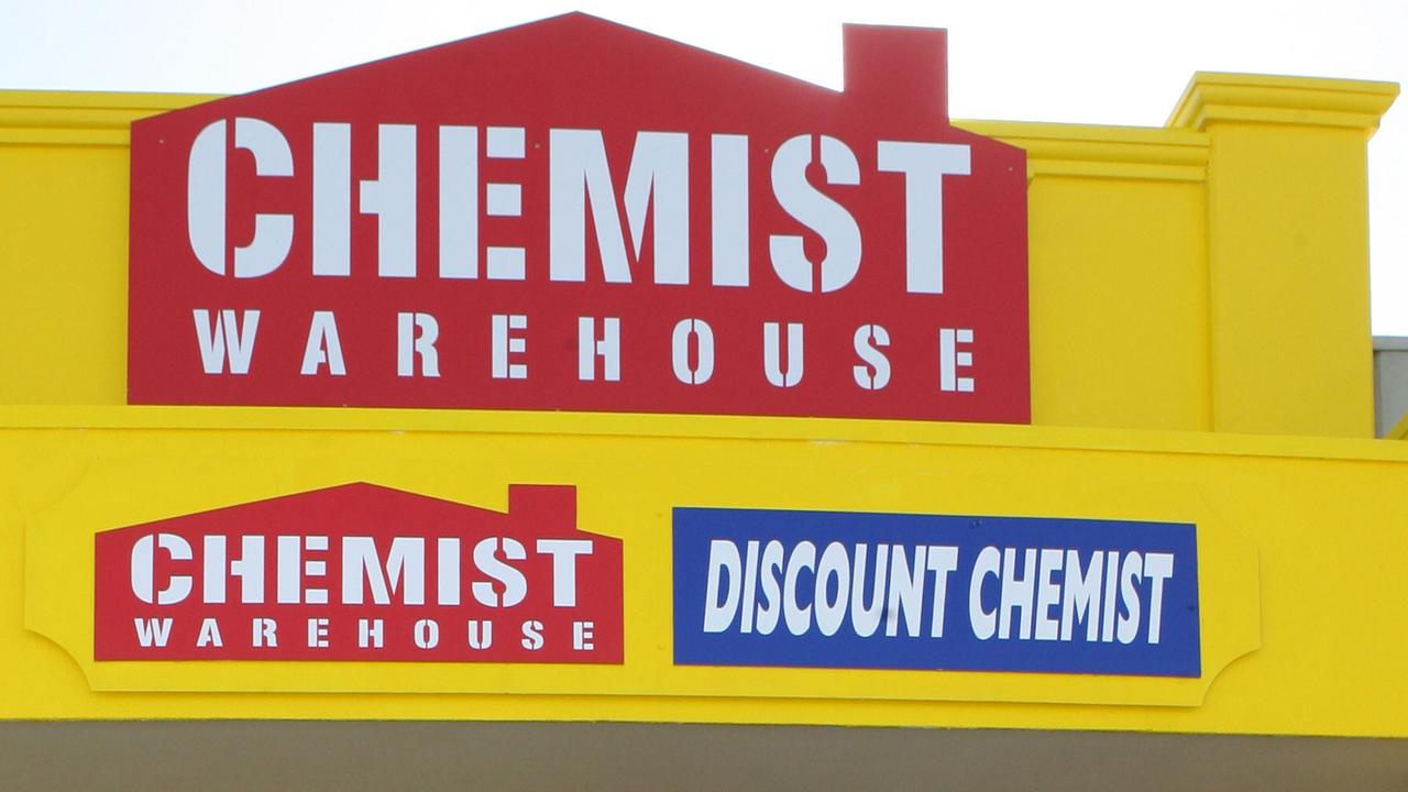 A person has reportedly gone into Chemist Warehouse after being hit by a car in Nambour. File photo