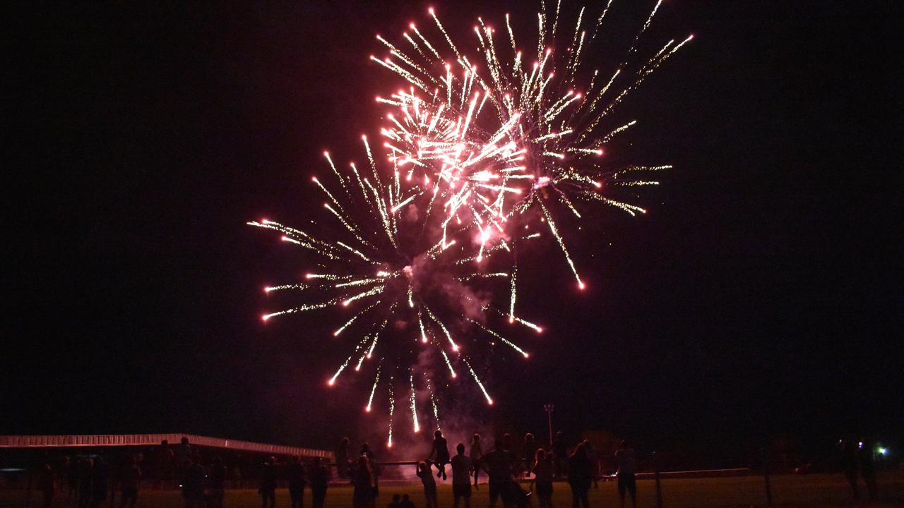Livingstone Shire Council has cancelled Thursday night's New Year's Eve fireworks show. Picture: Sam Flanagan