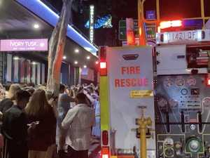 Brawls, stabbing and revellers shut out in NYE chaos