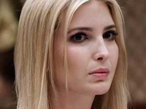 Moment the world turned on Ivanka