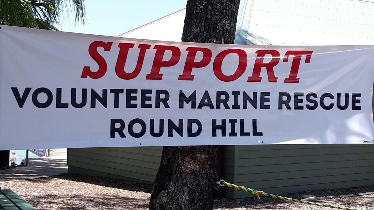 VMR Round Hill always appreciates local support.