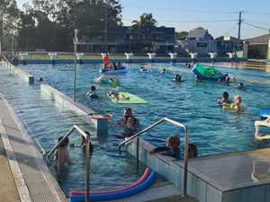 11TH HOUR: Rainbow Beach pool saved on eve of disaster