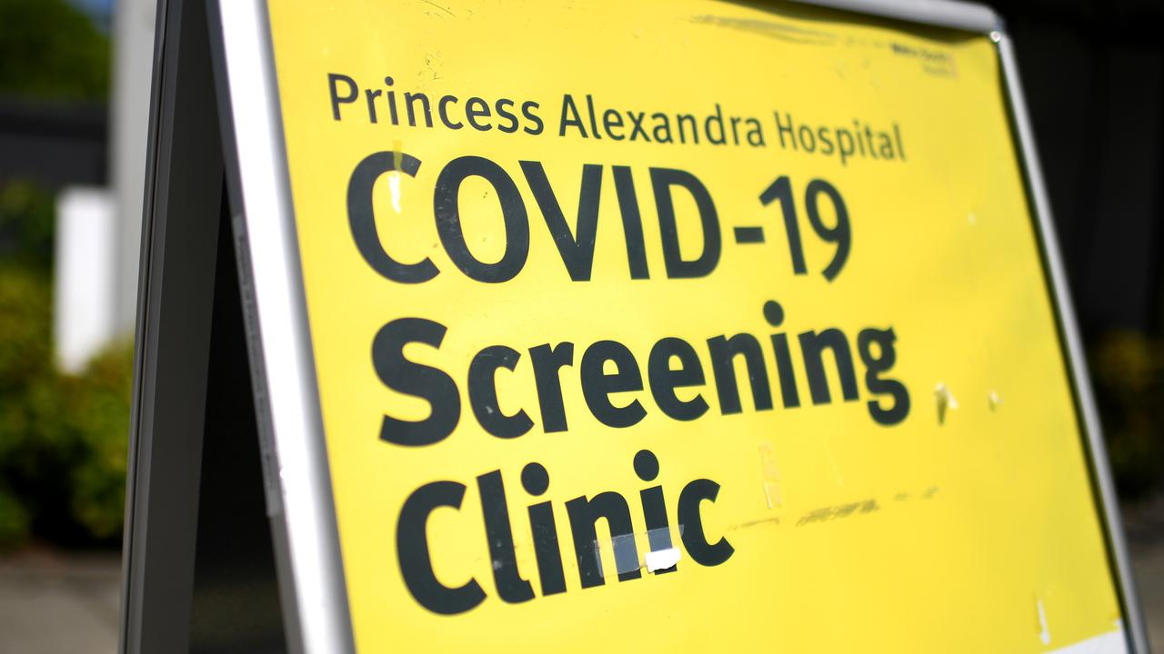 Queensland Health is urging anyone in the Bundamba and Merrimac catchments who has COVID symptoms to get tested. Picture: Dan Peled