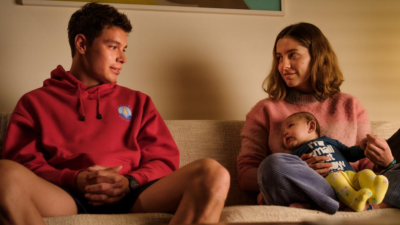 Bump is a comedy about unexpected teenage parenthood.