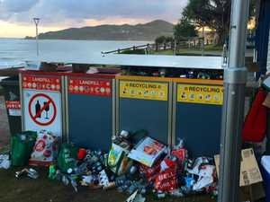 'Please do not trash Byron Bay': clear message to revellers