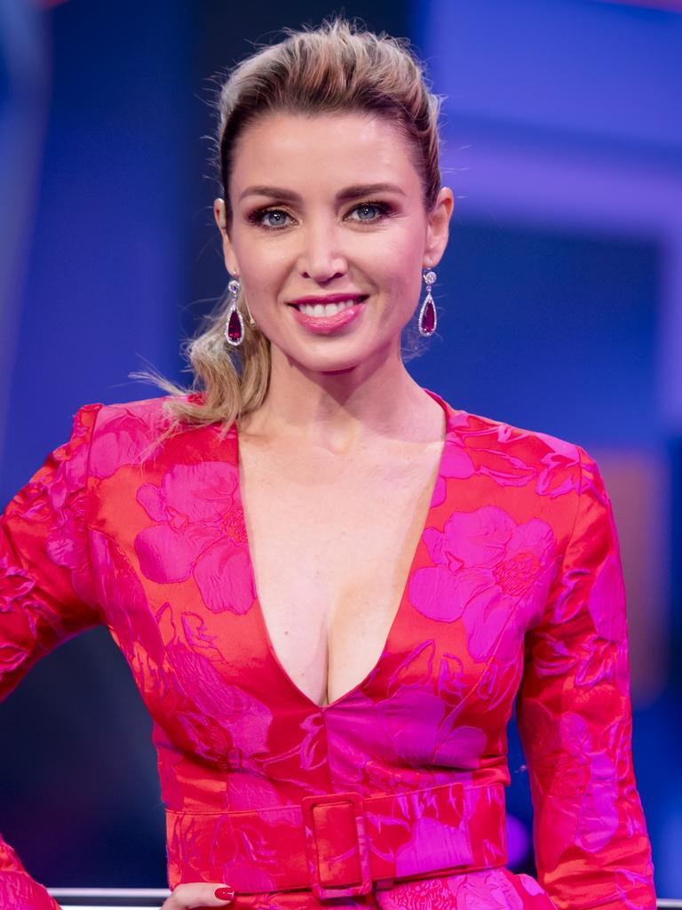 Dannii Minogue was granted an exemption to quarantine at home in July.