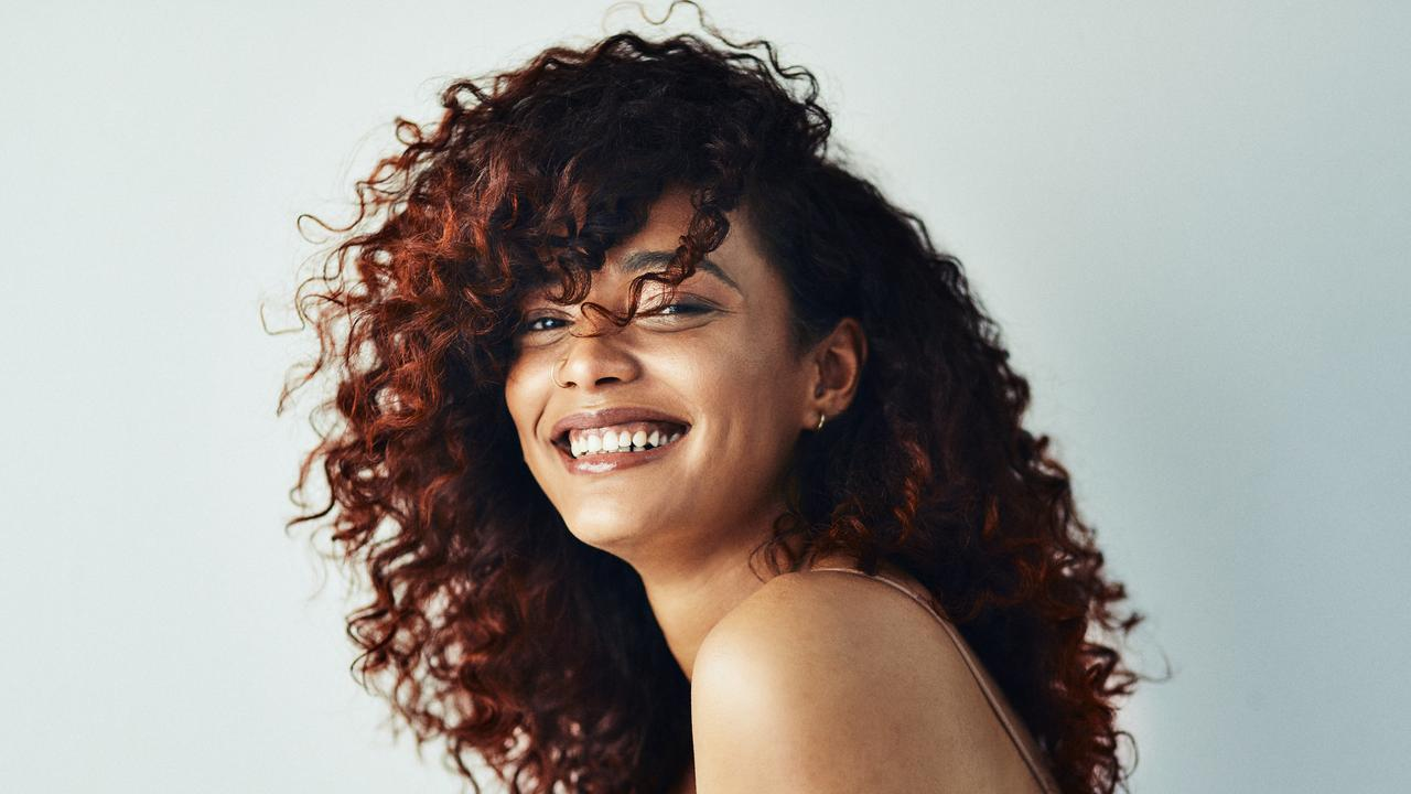 Let your natural curl pattern shine though. Picture: istock
