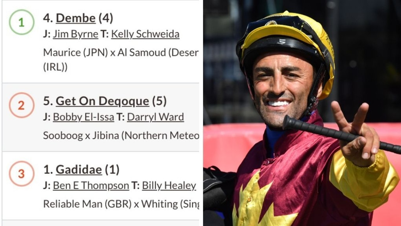 Punters have been having a giggle at these naughty horse names but Racing Australia has made a bizarre defence.