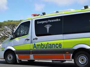 Three assessed, one in hospital after Maryborough crash