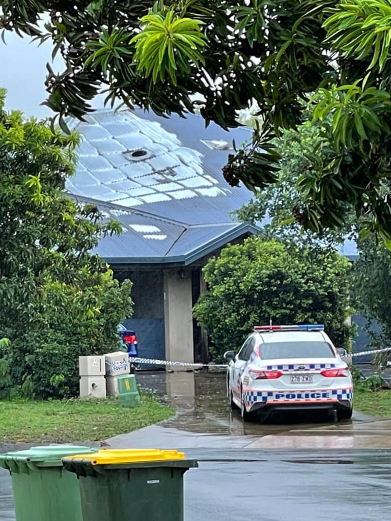 A crime scene has been declared at a Blacks Beach home after a unit fire was reported at Bilgola Pl at 1.15am January 1. Picture: Contributed
