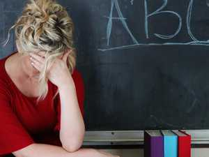 Stressed teachers seek time out of classroom
