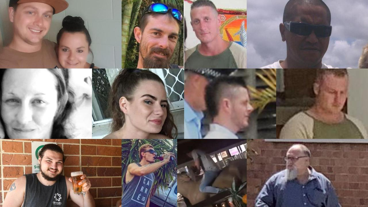 Gympie's 12 worst drug offenders busted in 2020.