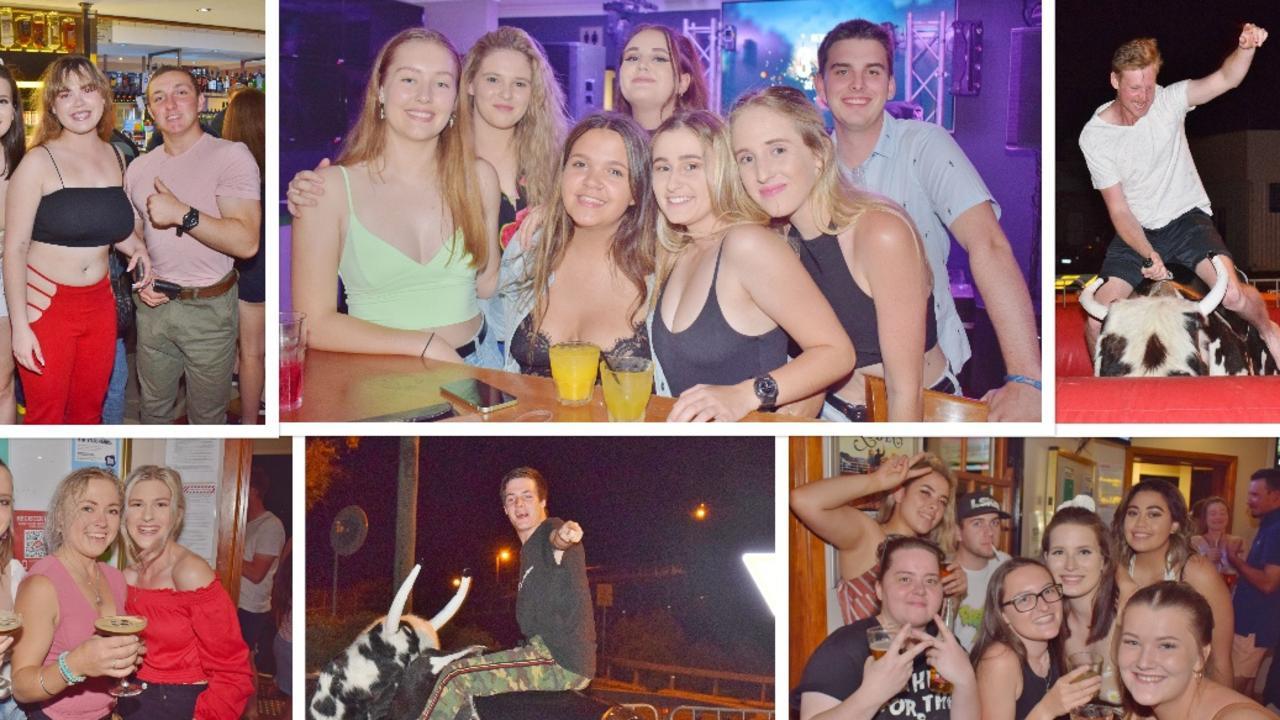 70+ PHOTO GALLERY: Chinchilla Club Hotel's epic NYE party. Pic: Peta McEachern