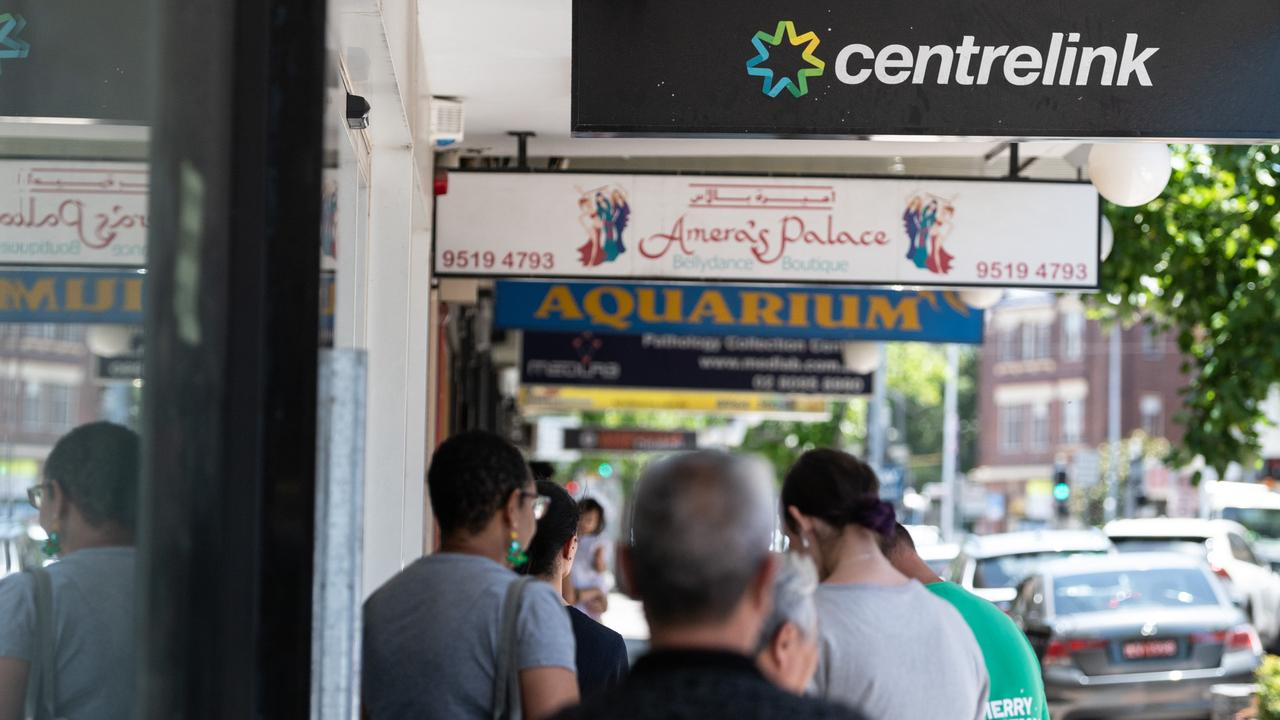 JobSeeker payments are being reduced again from January 1 by $100 a fortnight.