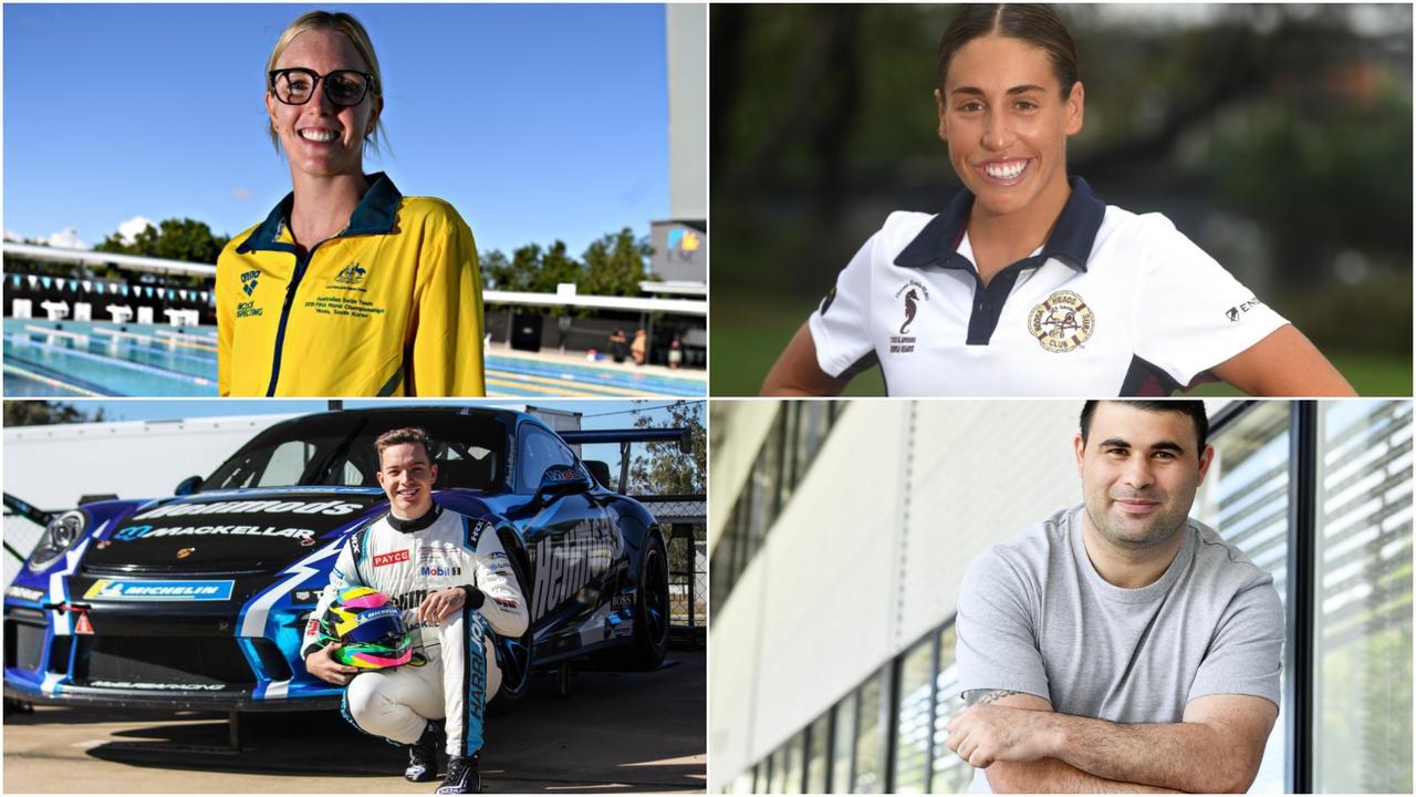 Coast talents Kareena Lee, Lana Rogers, Harri Jones and Jordan Meads will be ones to watch on the sporting scene in 2021.