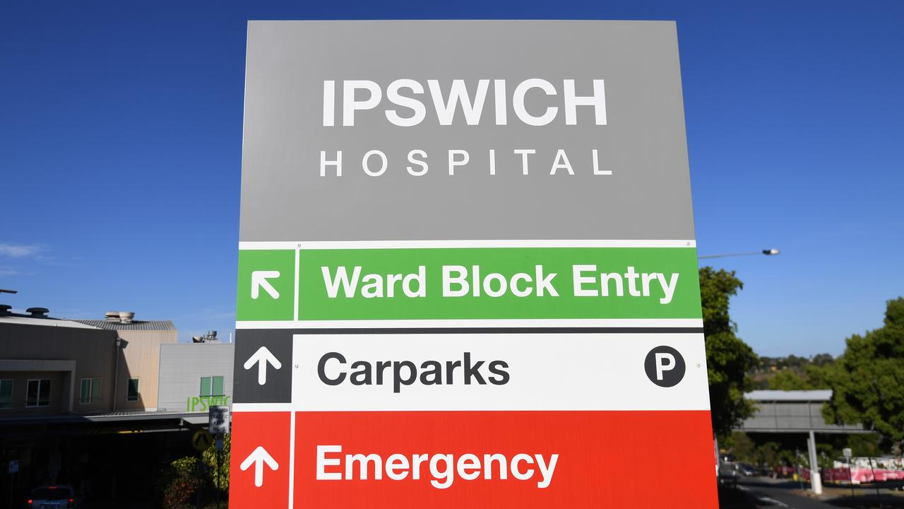 The bundle of joy was the first to be born at Ipswich Hospital in 2021. Pic: file photo