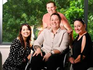 Caring trio praised for selfless and heroic actions