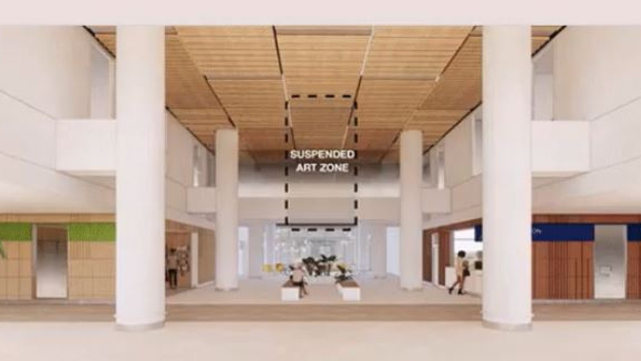 The community was asked to submit artworks to be used in the new hospital. Picture: NSW Government