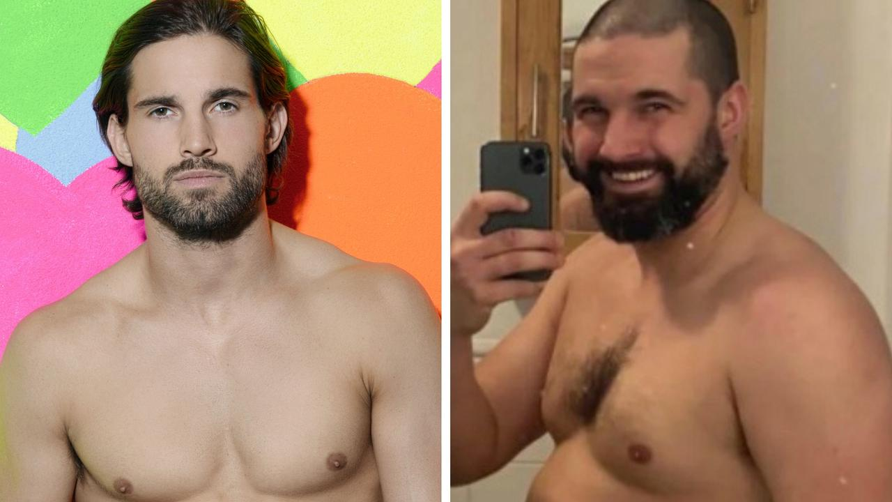 A Love Island star has vowed to ditch his 'dad bod' after gaining 25kg since appearing on the reality TV show back in 2017.