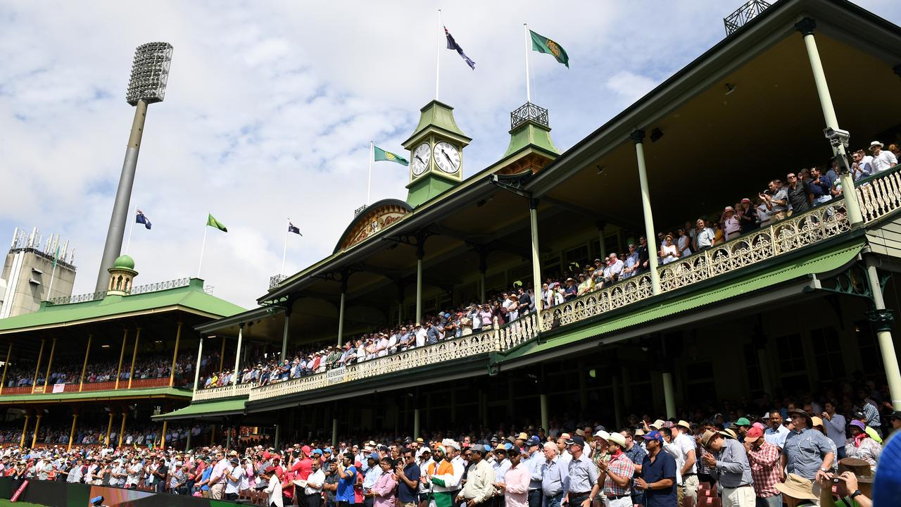 NSW Premier Gladys Berejiklian remains adamant the SCG can host 20,000 spectators despite newly-introduced coronavirus guidelines.
