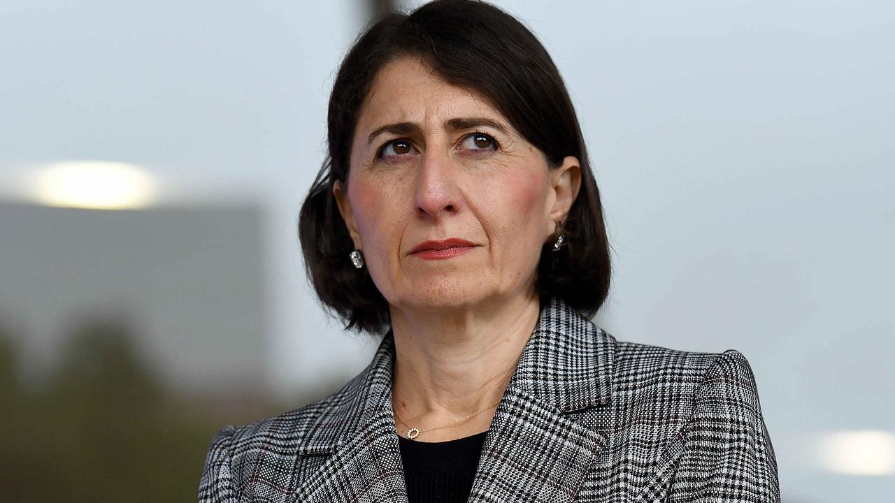 NSW Premier Gladys Berejiklian. Picture: NCA NewsWire/Bianca De Marchi