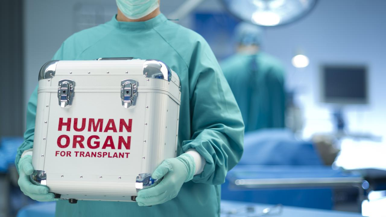 Organ donations are down since the COVID-19 pandemic.