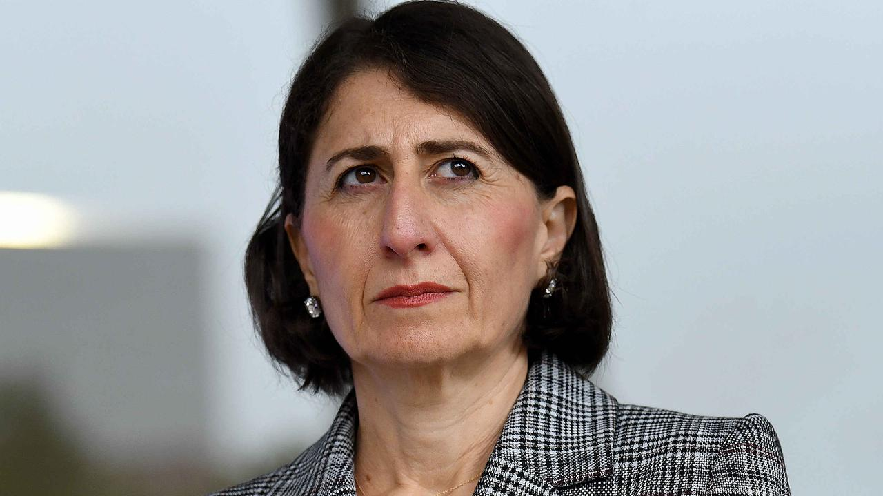 After announcing a slew of harsh new restrictions across the state, Premier Gladys Berejiklian has made a thinly-veiled jab at Victoria's strategy.