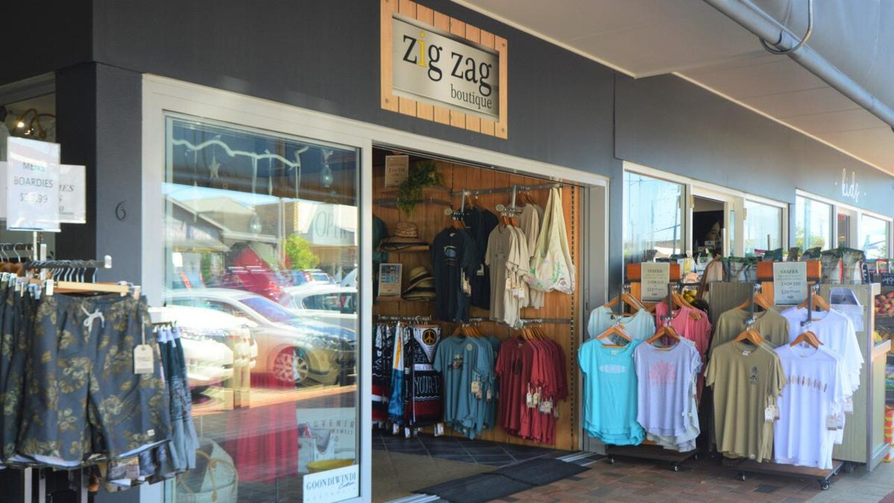 Zig Zag boutique – business for sale