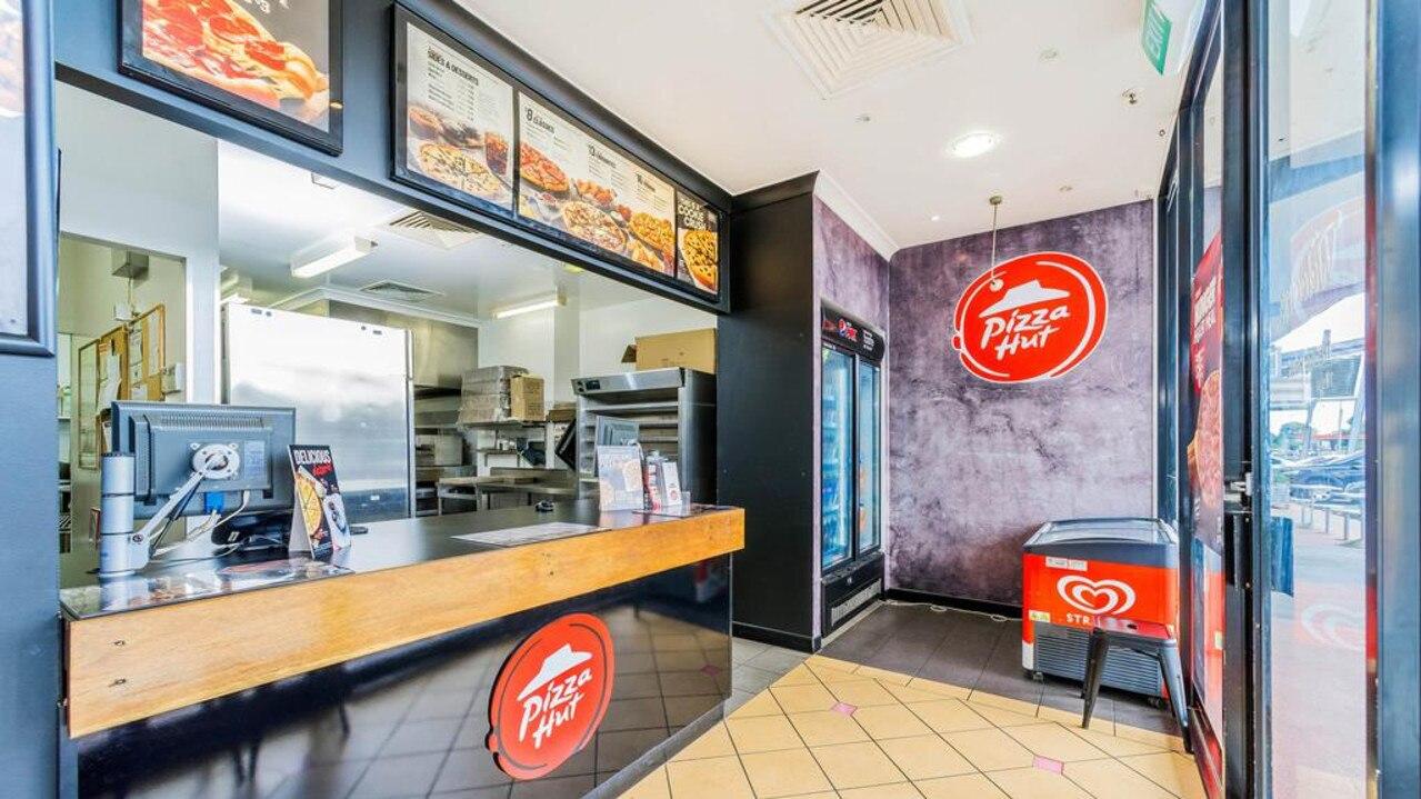 Pizza Hut Yamba – business for sale